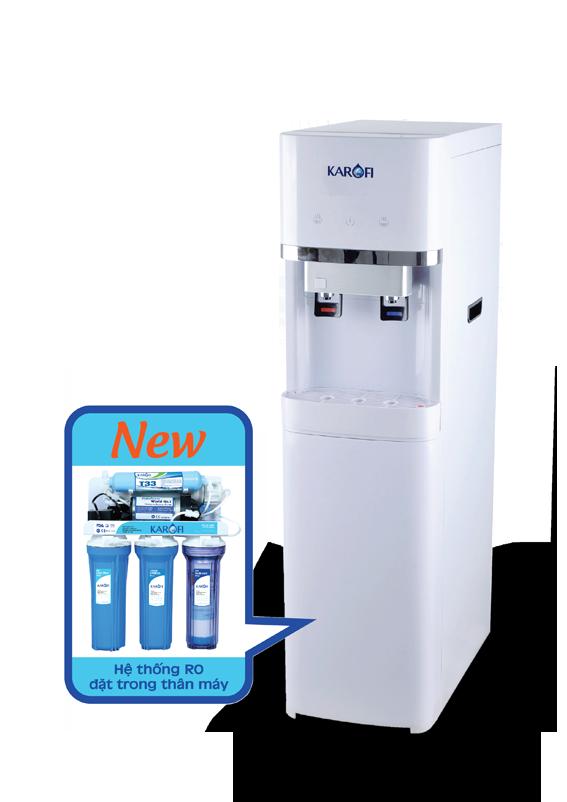 Cây nước nóng lạnh Karofi HC300RO