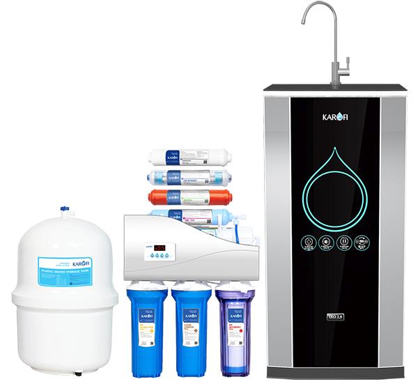 Máy lọc nước Karofi iRO 2.0 8 cấp lọc